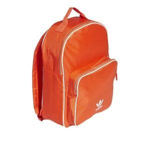 ADIDAS ORIGINALS CLASSIC BACKPACK/Orange / White